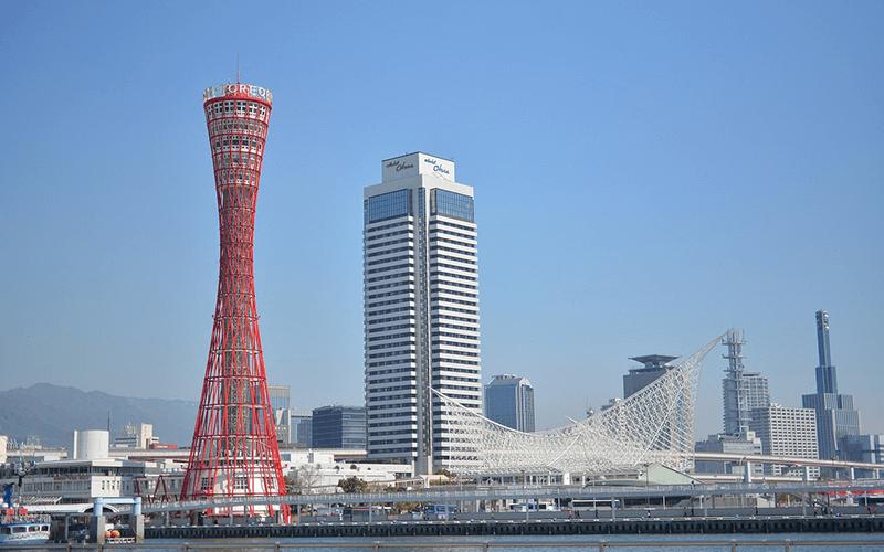 映画に登場した神戸の風景写真